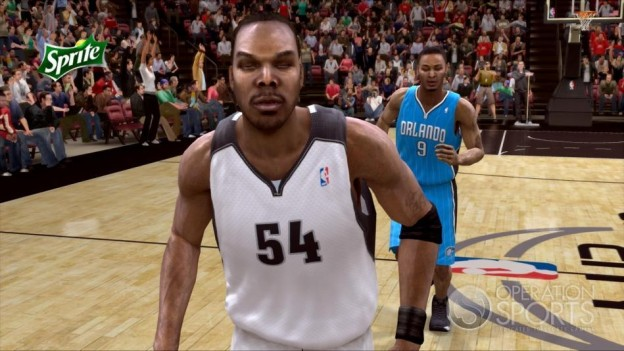 NBA Live 09 Screenshot #156 for Xbox 360