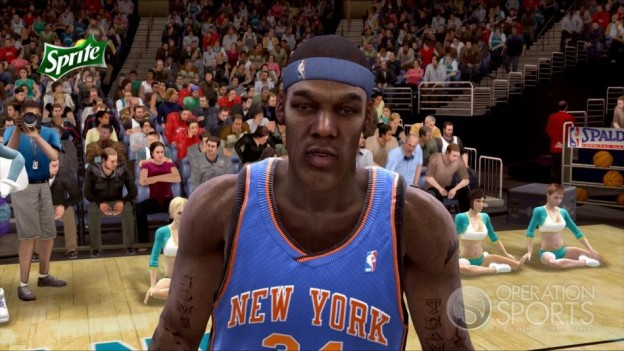 NBA Live 09 Screenshot #160 for Xbox 360