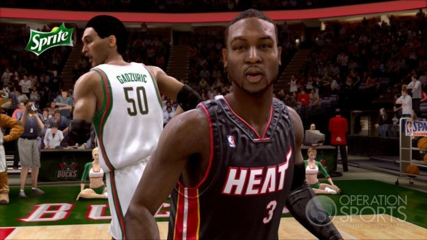 NBA Live 09 Screenshot #172 for Xbox 360