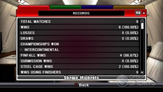 WWE Smackdown! vs. Raw 2009 Screenshot #13 for PS3