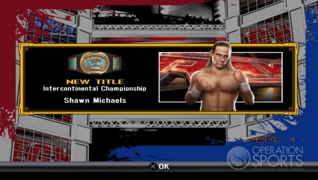 WWE Smackdown! vs. Raw 2009 Screenshot #14 for PS3
