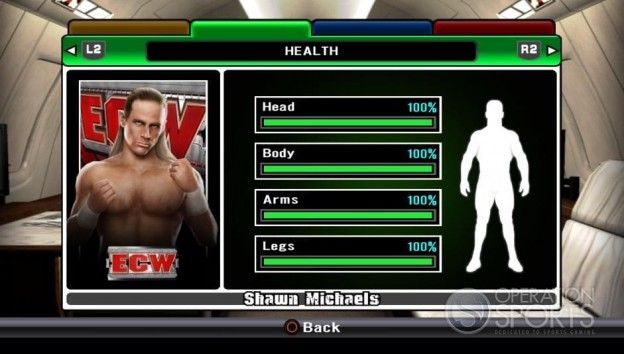 WWE Smackdown! vs. Raw 2009 Screenshot #15 for PS3