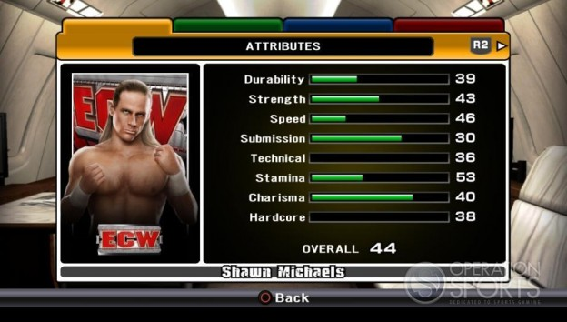 WWE Smackdown! vs. Raw 2009 Screenshot #16 for PS3