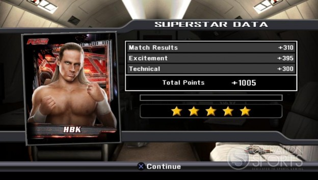 WWE Smackdown! vs. Raw 2009 Screenshot #19 for PS3