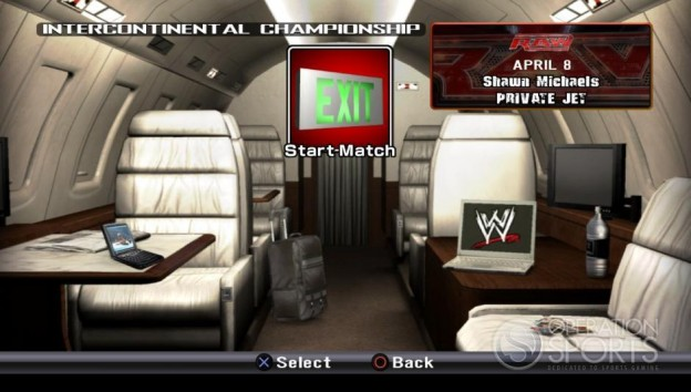 WWE Smackdown! vs. Raw 2009 Screenshot #20 for PS3