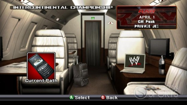 WWE Smackdown! vs. Raw 2009 Screenshot #17 for Xbox 360