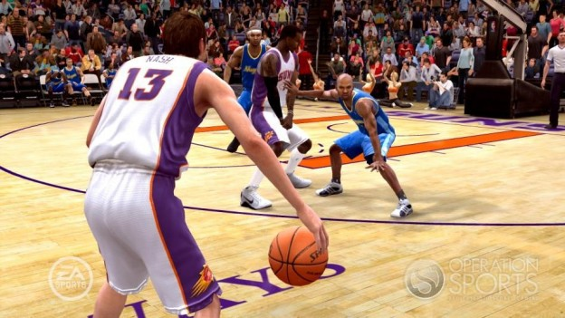 NBA Live 09 Screenshot #187 for Xbox 360