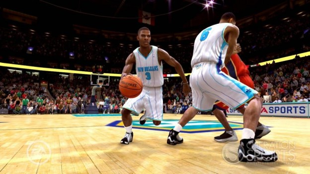 NBA Live 09 Screenshot #191 for Xbox 360