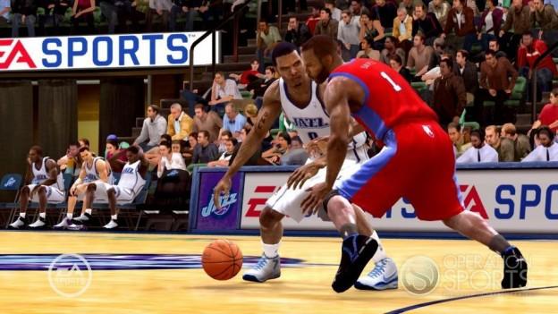 NBA Live 09 Screenshot #195 for Xbox 360