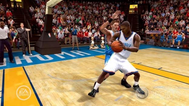 NBA Live 09 Screenshot #197 for Xbox 360