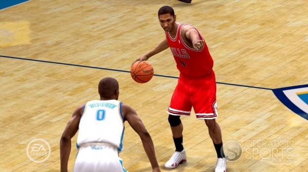 NBA Live 09 Screenshot #199 for Xbox 360