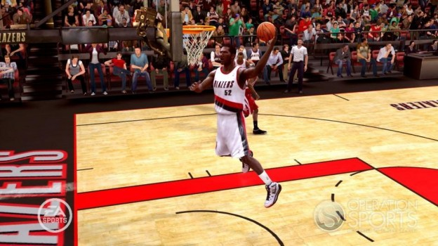 NBA Live 09 Screenshot #201 for Xbox 360