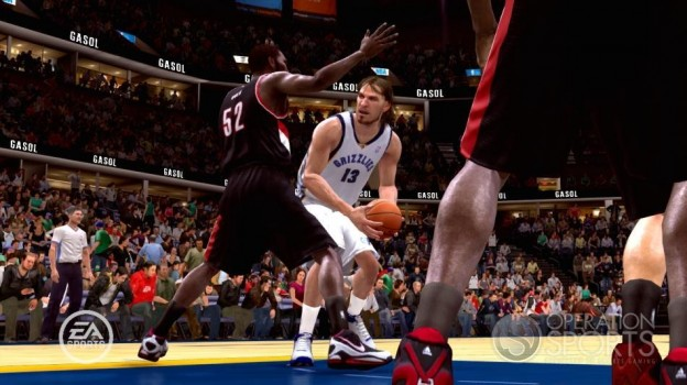 NBA Live 09 Screenshot #204 for Xbox 360