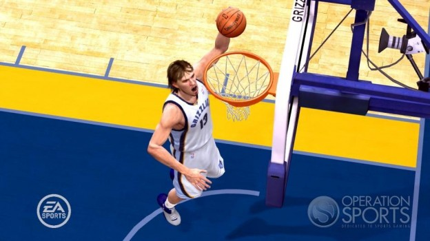 NBA Live 09 Screenshot #206 for Xbox 360