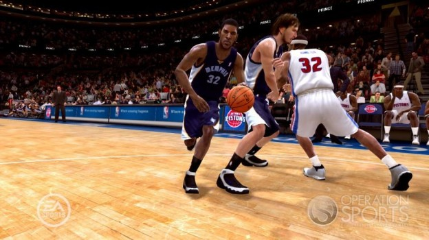 NBA Live 09 Screenshot #208 for Xbox 360