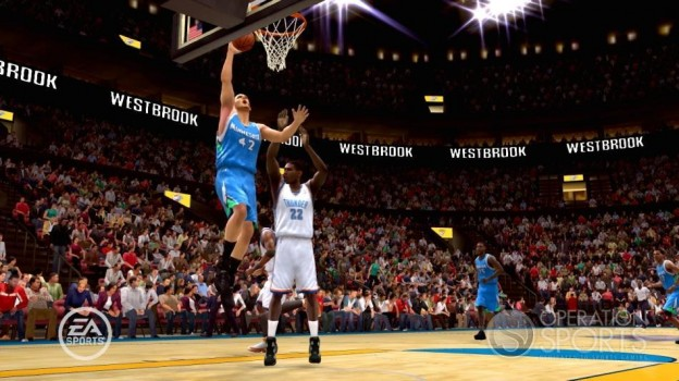 NBA Live 09 Screenshot #211 for Xbox 360