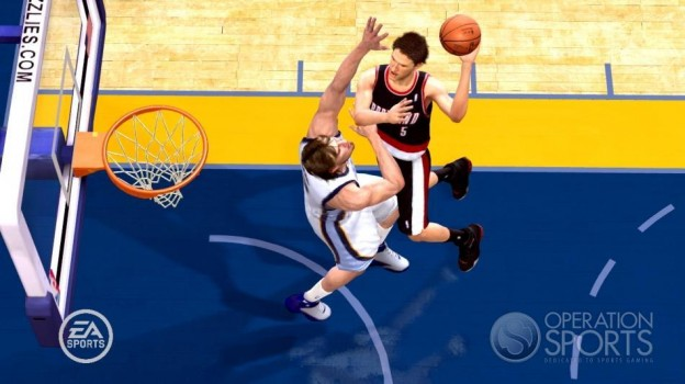 NBA Live 09 Screenshot #216 for Xbox 360