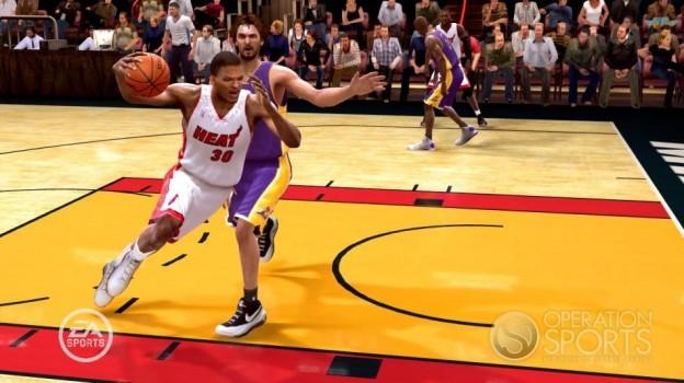 NBA Live 09 Screenshot #217 for Xbox 360