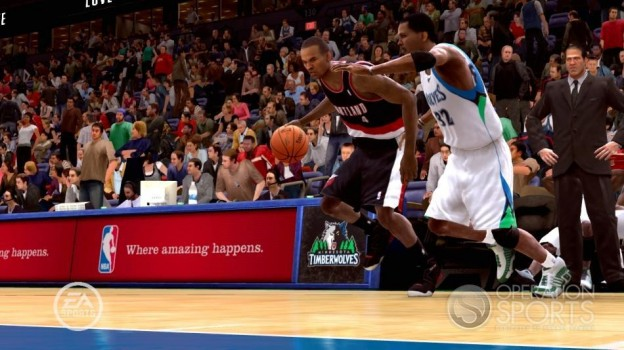 NBA Live 09 Screenshot #219 for Xbox 360