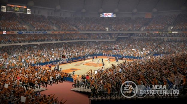 NCAA Basketball 09 Screenshot #7 for Xbox 360