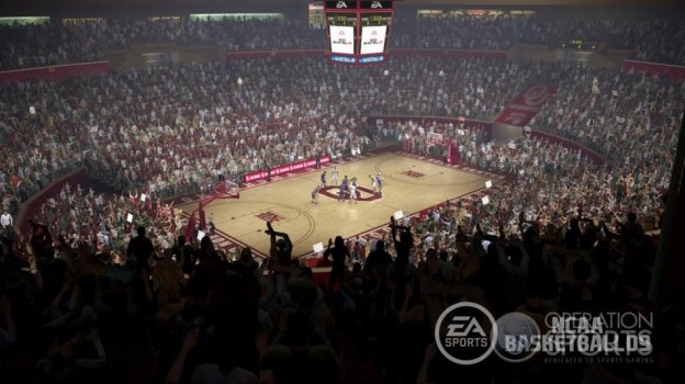 NCAA Basketball 09 Screenshot #16 for Xbox 360