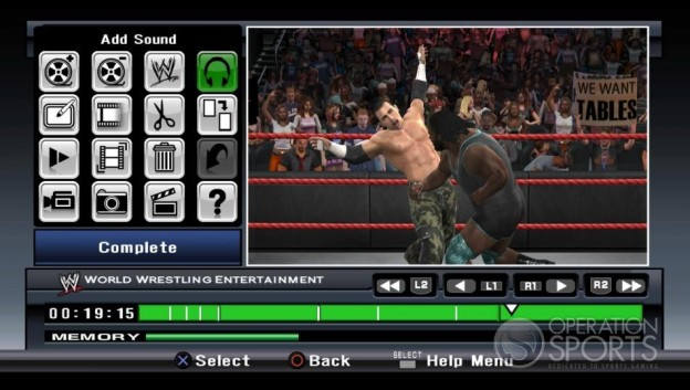 WWE Smackdown! vs. Raw 2009 Screenshot #35 for PS3