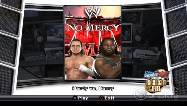 WWE Smackdown! vs. Raw 2009 Screenshot #29 for Xbox 360