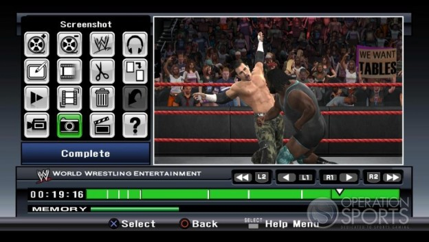 WWE Smackdown! vs. Raw 2009 Screenshot #33 for Xbox 360