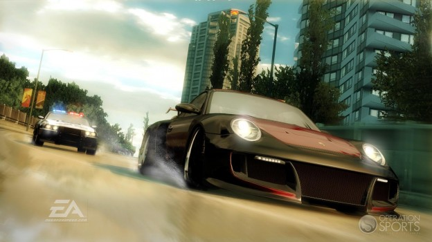 Need for Speed Undercover Screenshot #7 for Xbox 360