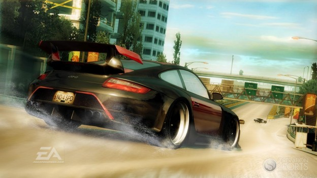 Need for Speed Undercover Screenshot #8 for Xbox 360