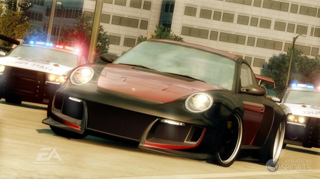 Need for Speed Undercover Screenshot #9 for Xbox 360