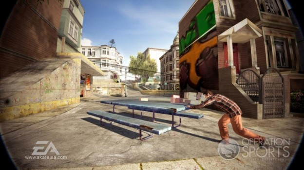 Skate 2 Screenshot #11 for Xbox 360