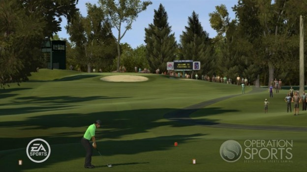 Tiger Woods PGA Tour 09 Screenshot #12 for Xbox 360