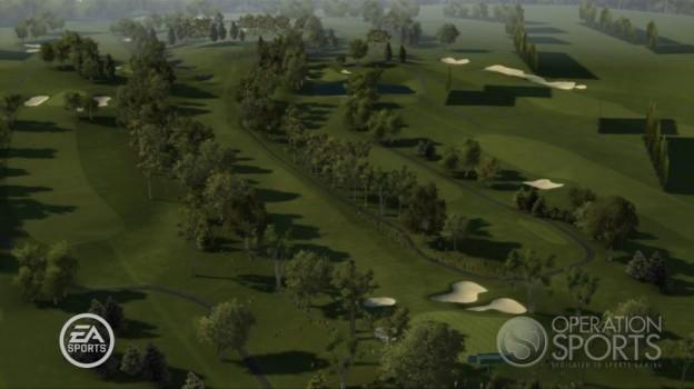 Tiger Woods PGA Tour 09 Screenshot #13 for Xbox 360
