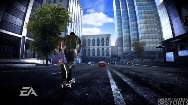 Skate Screenshot #1 for Xbox 360