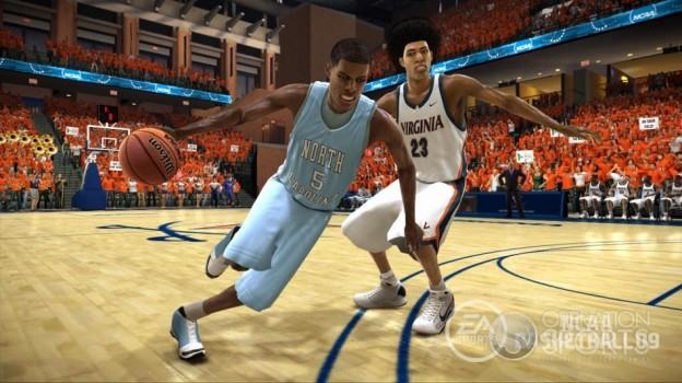 NCAA Basketball 09 Screenshot #23 for Xbox 360