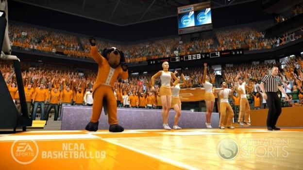 NCAA Basketball 09 Screenshot #24 for Xbox 360