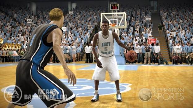 NCAA Basketball 09 Screenshot #27 for Xbox 360