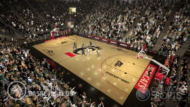 NCAA Basketball 09 Screenshot #29 for Xbox 360