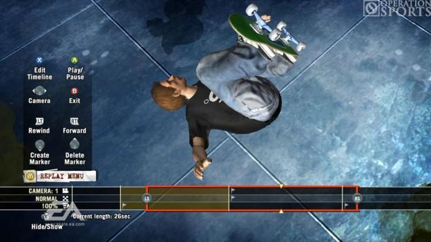 Skate Screenshot #2 for Xbox 360
