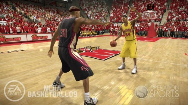 NCAA Basketball 09 Screenshot #31 for Xbox 360