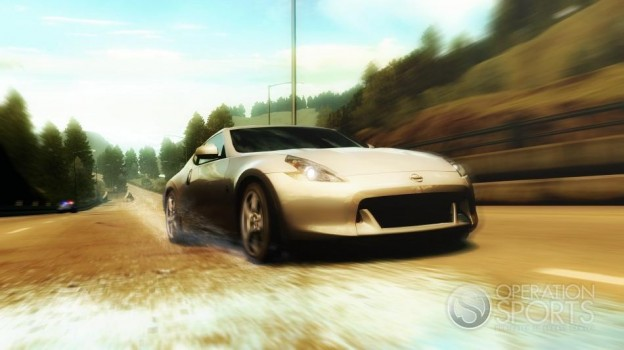 Need for Speed Undercover Screenshot #10 for Xbox 360