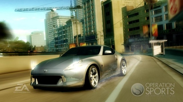 Need for Speed Undercover Screenshot #13 for Xbox 360
