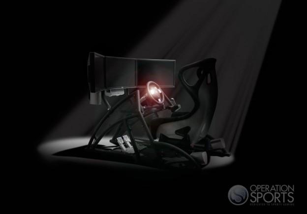 RennSport Cockpit Screenshot #1 for PC