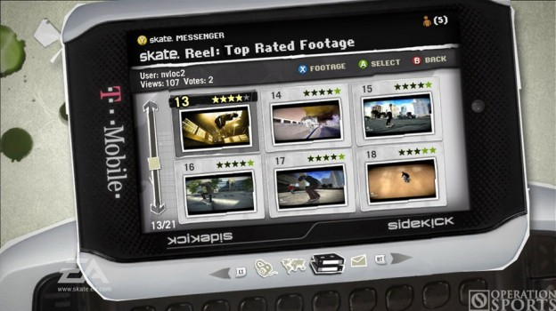 Skate Screenshot #3 for Xbox 360