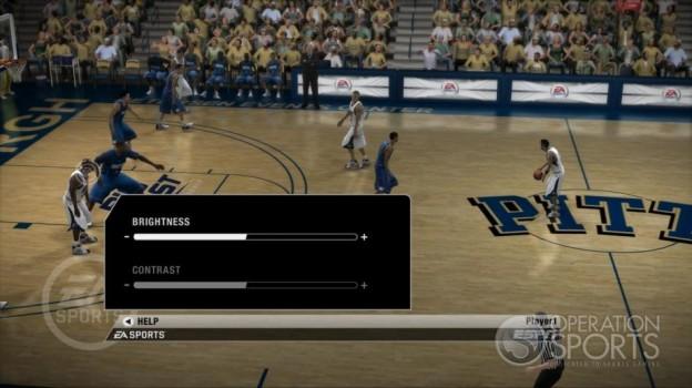 NCAA Basketball 09 Screenshot #35 for Xbox 360
