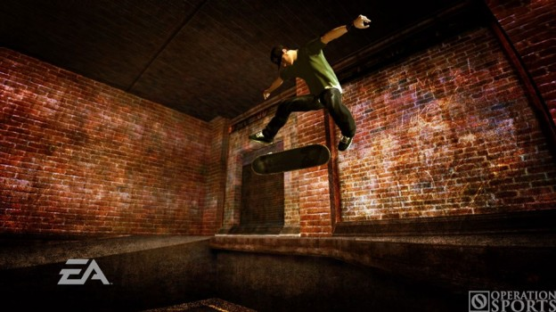 Skate Screenshot #4 for Xbox 360