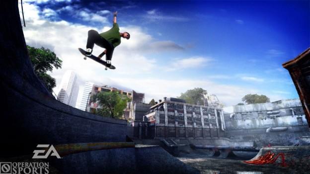 Skate Screenshot #5 for Xbox 360