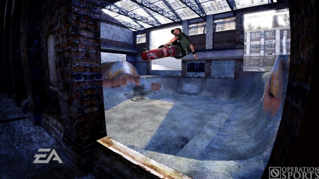 Skate Screenshot #6 for Xbox 360
