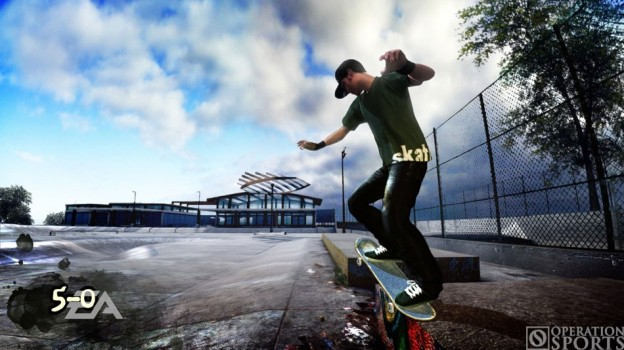 Skate Screenshot #8 for Xbox 360